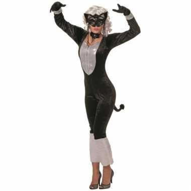 Alley kat morphsuit dames