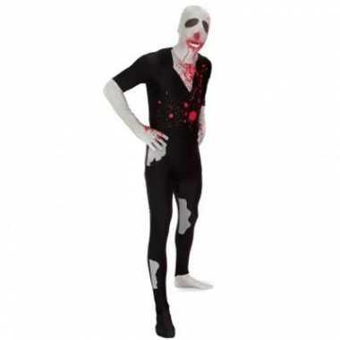 Bloederige zombie morphsuits