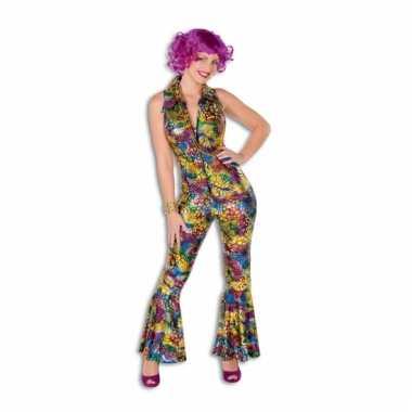 Gekleurde catsuit dames morphsuit