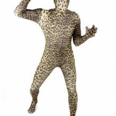 Luipaard morphsuits
