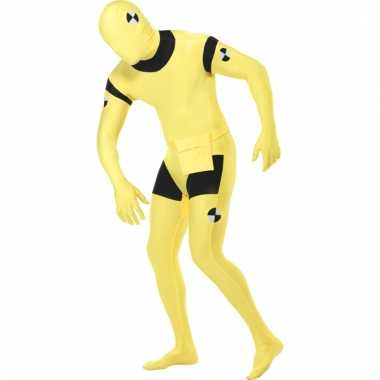 Second Skin morphsuit test pop