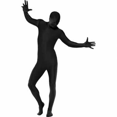 Second skin morphsuit zwart