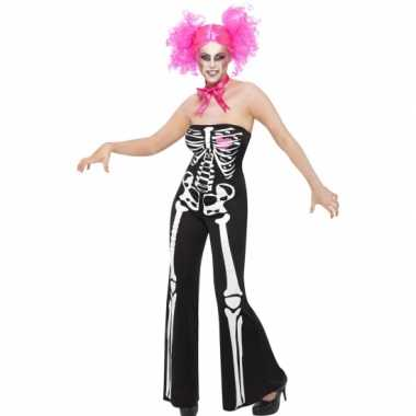 Skeletten vrouwen morphsuit