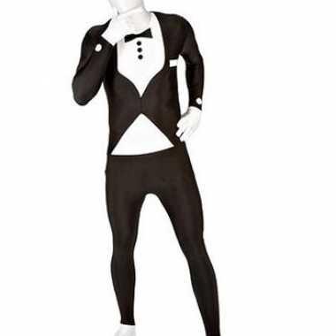 Tuxedo morphsuits zwart